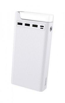 Powerbank HOCO J62 Jove 30000mAh bílá
