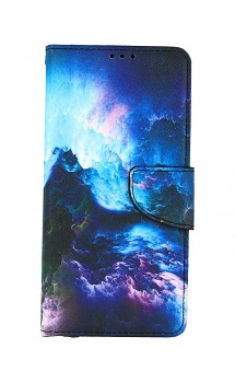 Knížkové pouzdro na Samsung A12 Obloha