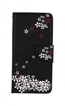 Knížkové pouzdro na Vivo Y70 Květy sakury