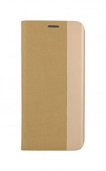 Knížkové pouzdro Sensitive Book na Samsung A32 5G zlaté