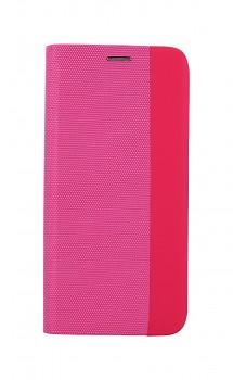 Knížkové pouzdro Sensitive Book na Samsung A32 5G růžové