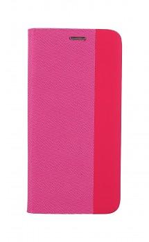 Knížkové pouzdro Sensitive Book na Samsung A32 růžové