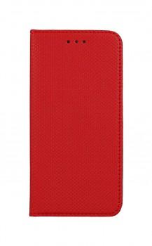 Knížkové pouzdro Smart Magnet na iPhone SE 2020 červené