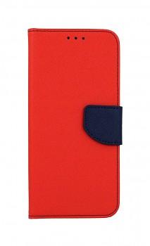 Knížkové pouzdro na Samsung A32 červené