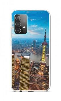 Zadní silikonový kryt na Samsung A52 City