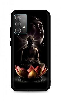 Zadní silikonový kryt DARK na Samsung A52 Meditation