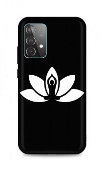 Zadní silikonový kryt DARK na Samsung A52 Yoga
