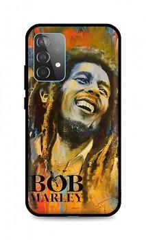 Zadní silikonový kryt DARK na Samsung A52 Bob Marley