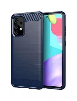 Zadní silikonový kryt na Samsung A52 modrý