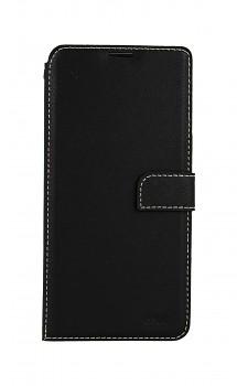Knížkové pouzdro Molan Cano Issue Diary na Samsung A02s černé
