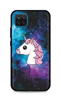 Zadní pevný kryt LUXURY na Samsung A12 Space Unicorn