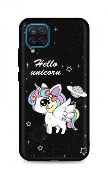 Zadní pevný kryt LUXURY na Samsung A12 Unicorn