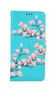 Knížkové pouzdro na Samsung A52 Magnolie