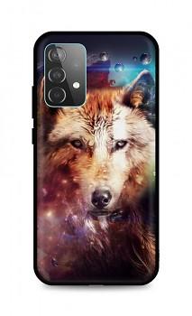 Zadní pevný kryt LUXURY na Samsung A52 Wolf