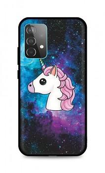 Zadní pevný kryt LUXURY na Samsung A52 Space Unicorn