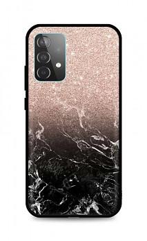 Zadní pevný kryt LUXURY na Samsung A52 Sparkling Marble
