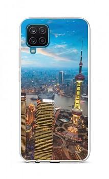 Zadní silikonový kryt na Samsung A12 City