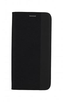 Knížkové pouzdro Sensitive Book na Xiaomi Redmi Note 10 Pro černé