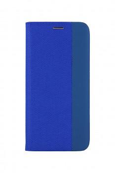 Knížkové pouzdro Sensitive Book na Xiaomi Redmi Note 10 Pro modré