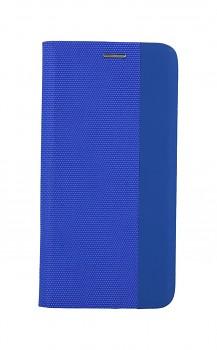 Knížkové pouzdro Sensitive Book na Xiaomi Redmi Note 10 modré