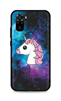 Zadní pevný kryt LUXURY na Xiaomi Redmi Note 10 Space Unicorn