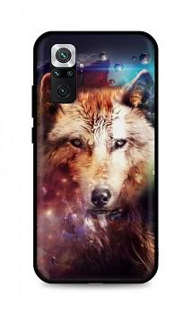 Zadní pevný kryt LUXURY na Xiaomi Redmi Note 10 Pro Wolf