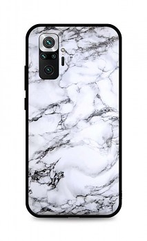 Zadní pevný kryt LUXURY na Xiaomi Redmi Note 10 Pro Marble White