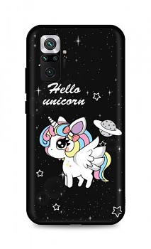 Zadní pevný kryt LUXURY na Xiaomi Redmi Note 10 Pro Unicorn