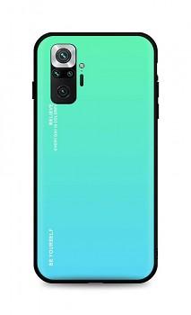 Zadní pevný kryt LUXURY na Xiaomi Redmi Note 10 Pro duhový zelený