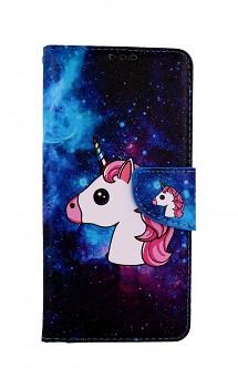 Knížkové pouzdro na Xiaomi Redmi Note 10 Pro Space Unicorn