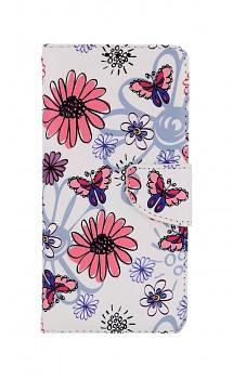 Knížkové pouzdro na Xiaomi Redmi Note 10 Pro Flowers
