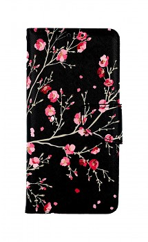 Knížkové pouzdro na Xiaomi Redmi Note 10 Pro Noční květy
