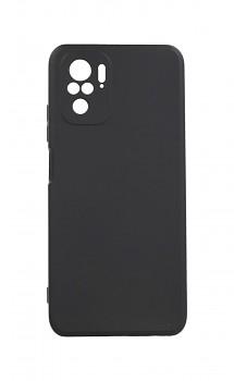Zadní silikonový kryt Forcell Lite na Xiaomi Redmi Note 10 černý