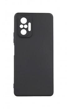 Zadní silikonový kryt Forcell Lite na Xiaomi Redmi Note 10 Pro černý