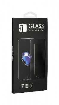 Tvrzené sklo BlackGlass na iPhone 12 5D černé