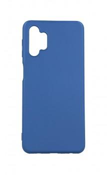 Zadní silikonový kryt Forcell Lite na Samsung A32 5G modrý