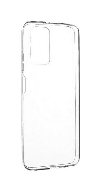 Zadní silikonový kryt na Xiaomi Poco M3 1 mm průhledný