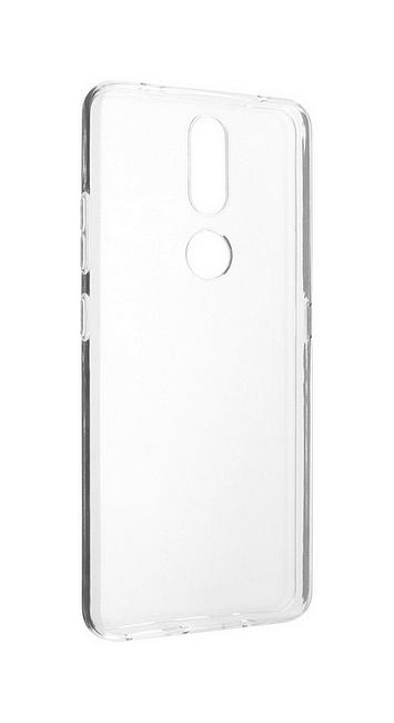 Kryt TopQ Nokia 2.4 silikon 1 mm průhledný 58213 (pouzdro neboli obal na mobil Nokia 2.4)