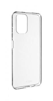 Zadní silikonový kryt na Xiaomi Redmi Note 10 1 mm průhledný