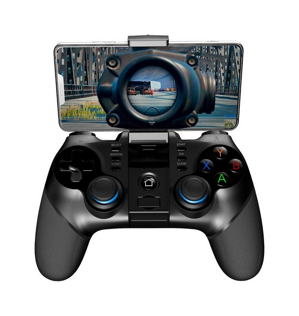 Herní ovladač iPega Gamepad Fortnite 9156 černý 58263