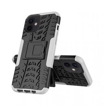 Ultra odolný zadní kryt na iPhone 11 bílý