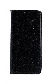 Knížkové pouzdro Magnet Book na Samsung A32 glitter černé