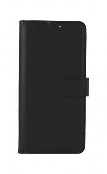 Knížkové pouzdro na Xiaomi Redmi Note 10 Pro černé s přezkou 2