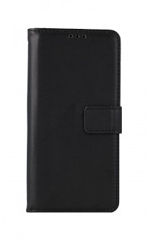 Knížkové pouzdro na Xiaomi Redmi Note 10 černé s přezkou 2