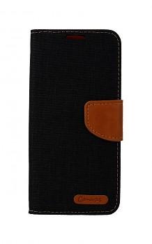 Knížkové pouzdro Canvas na Samsung A20e černé