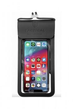 Univerzální vodotěsné pouzdro na mobil Tactical Splash Pouch S-M černé