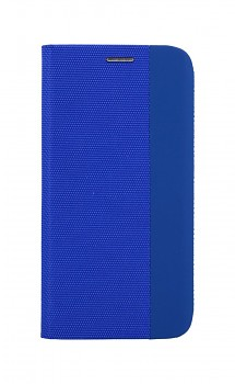 Knížkové pouzdro Sensitive Book na Samsung A20e modré