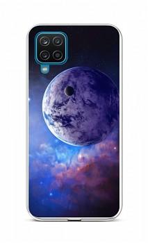 Zadní silikonový kryt na Samsung A12 Planeta