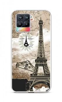 Zadní silikonový kryt na Realme 8 Paris 2