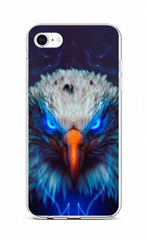 Zadní silikonový kryt na iPhone SE 2020 Orel